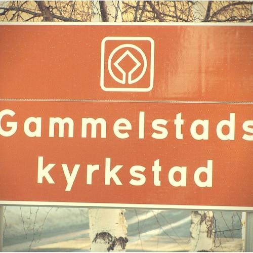 UNESCO Weltkulturerbe Gammelstads kyrkstad bei Luleå in Nordschweden