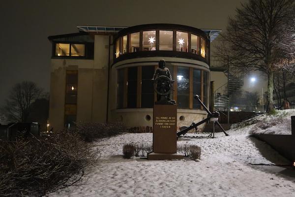 Seefahrtsmuseum in Mariehamn, Ålandinseln
