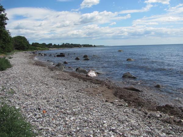 An der Ostsee in Skåne