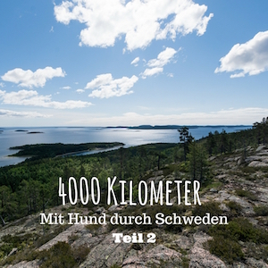 Blogpost: 4000 Kilometer mit Hund durch Schweden Teil 2 auf schwedenundso.de