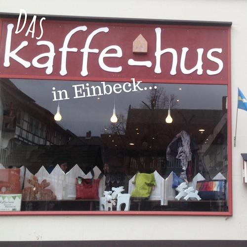 Das Kaffee hus in Einbeck - Blogbeitrag auf Schweden und so