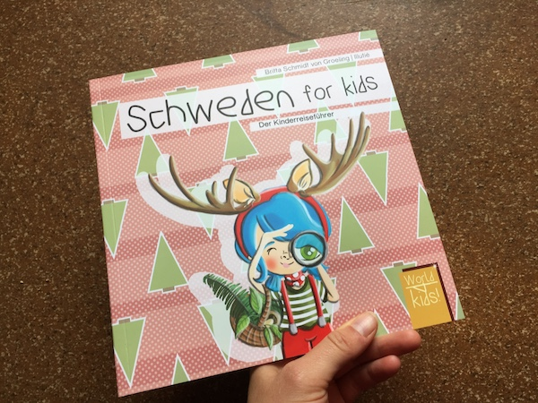 Der Kinderreiseführer Schweden for Kids