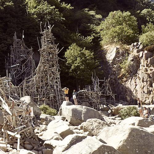 Ladonien - Wenn aus Treibholz Freiheit wird