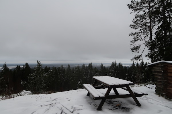 Ånnaboda Skigebiet bei Örebro