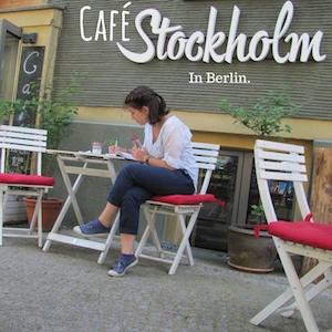 Blogpost: Das Café Stockholm in Berlin auf schwedenundso.de