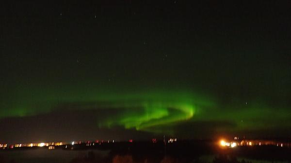 Norrsken och Umeå, Sverige