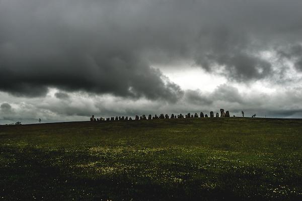Åles stenar, Steine von Åle