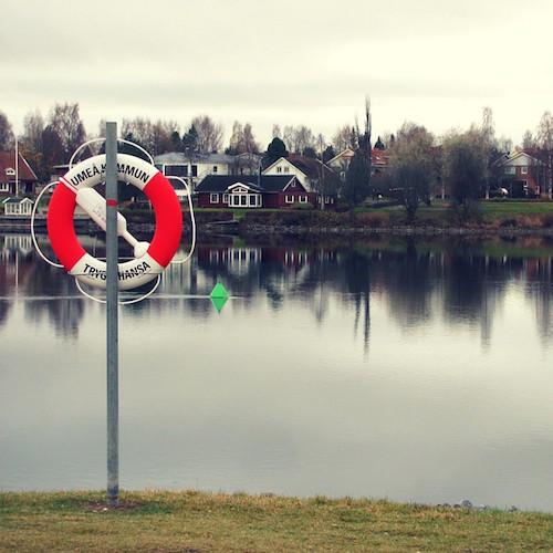 Am Ufer der Ume