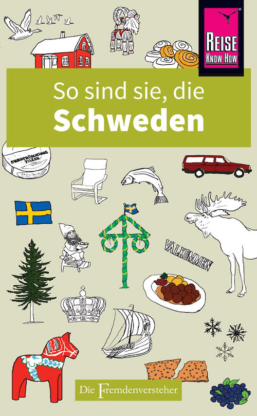 So sind sie, die Schweden | Abbildung: reise-know-how.de