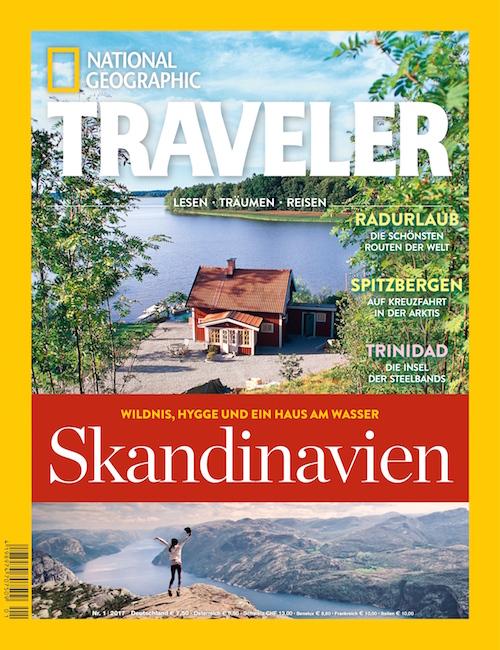 National Geographic Traveler: Skandinavien | Abbildung: Gruner + Jahr GmbH & Co KG