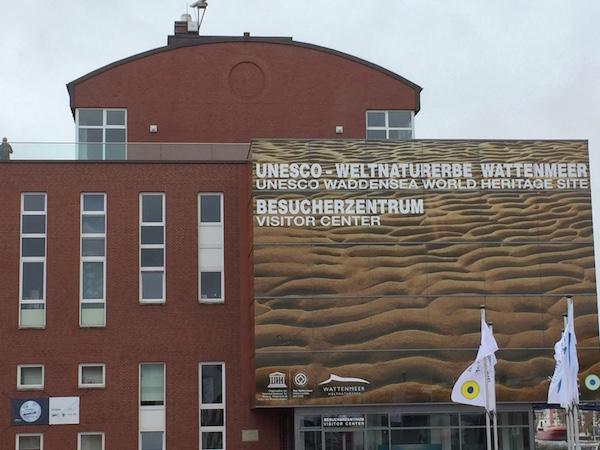 Besucherzentrum Wilhelmshaven: UNESCO Weltnaturerbe Wattenmeer