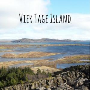 Blogpost: Vier Tage ISland auf schwedenundso.de