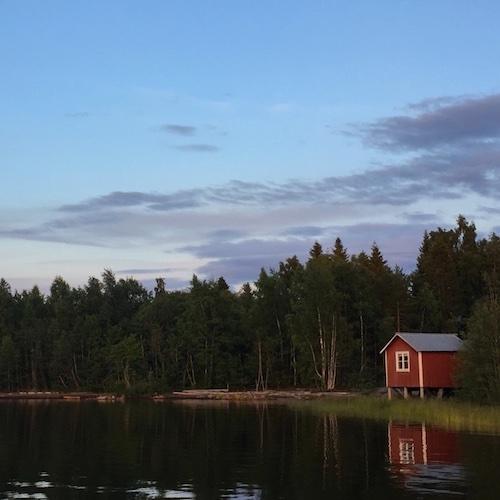 Norrbyskär - Von Sägewerk zu Sommerfrische
