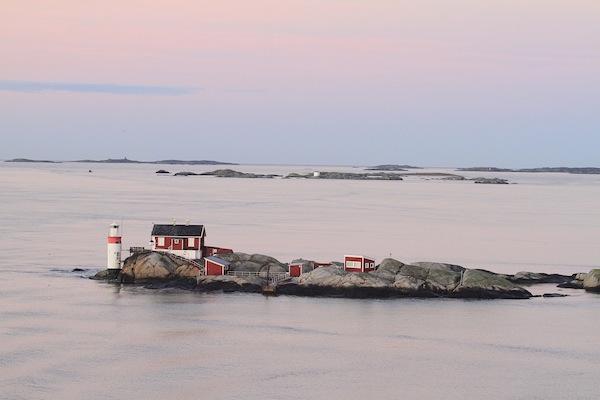 Schären vor Göteborg - Foto: In der Nähe bleiben