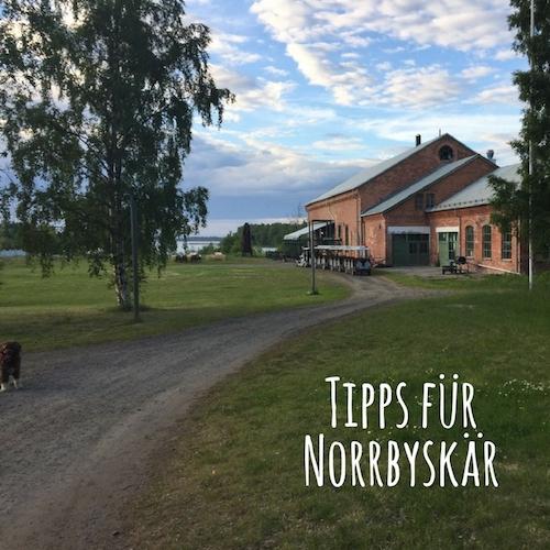 Tipps für Norrbyskär