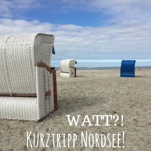 Blogpost: Watt?! Kurztrip Nordsee! auf schwedenundso.de