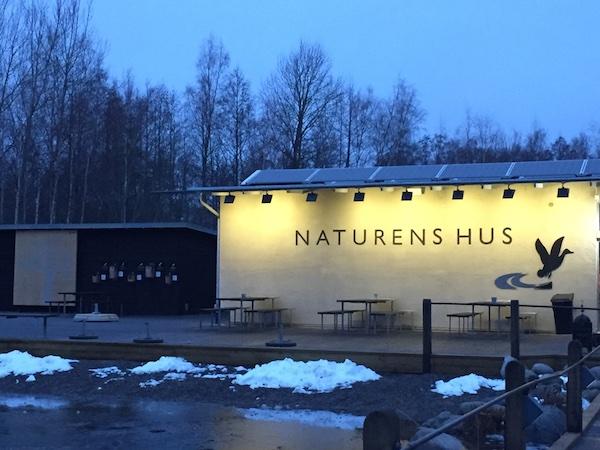 Naturens hus in Örebro