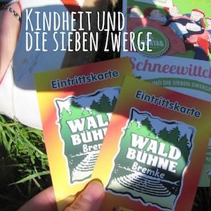Blogpost: Kindheit und die sieben Zwerge auf schwedenundso.de