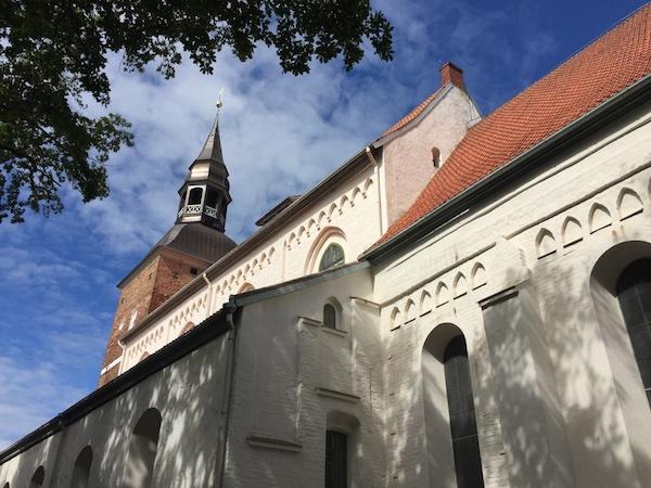 St. Simon Kirche, Wolmar (Valmiera), Lettland