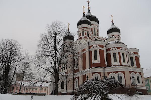 Alexander Newski Kathedrale, Tallinn