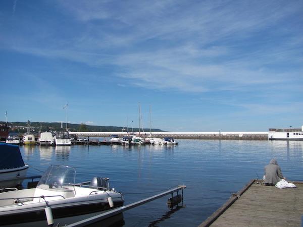 Hafen Jönköping, Schweden