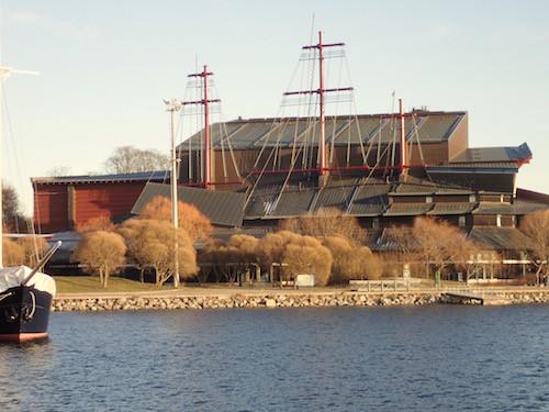 Vasamuseum von aussen, Stockholm