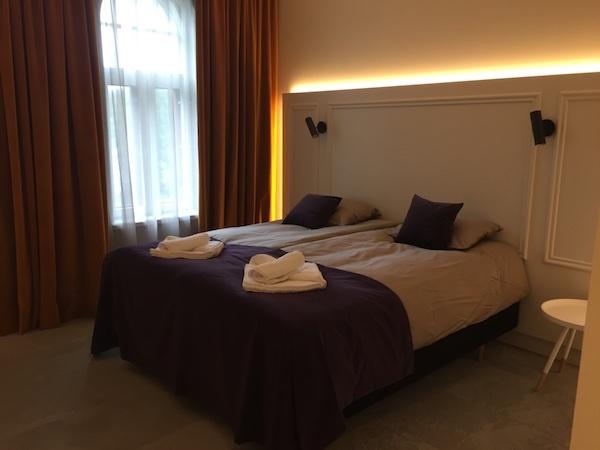 Doppelzimmer im Park Hotell Viljandi