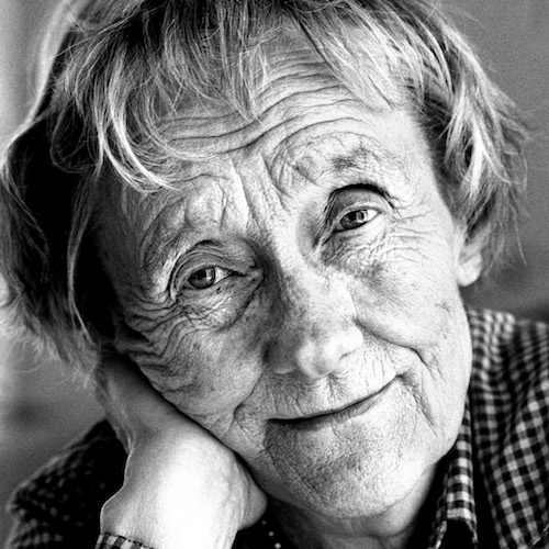 Astrid Lindgren Portrait | © Jacob Forsell