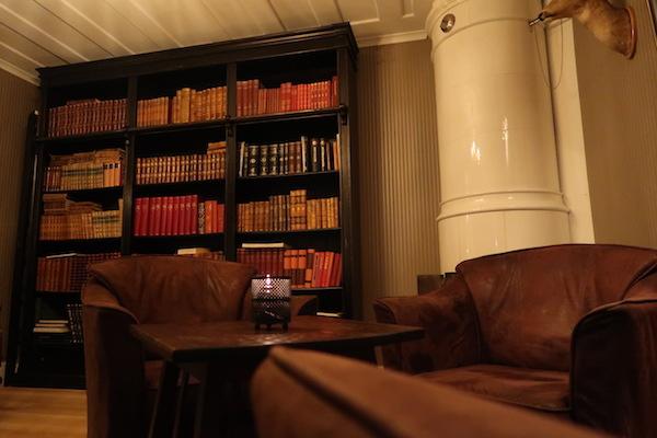 Bibliothek im Katrinelund