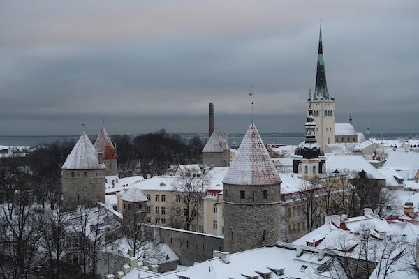 Tallinn: Wunderhübsche Stadt am Meer!