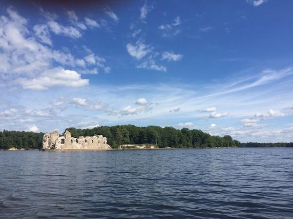 Burgruine Koknese, Lettland