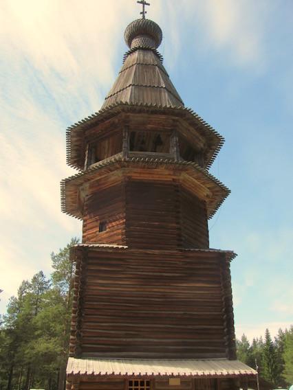 Glockenturm von 1854 im Malye Korely