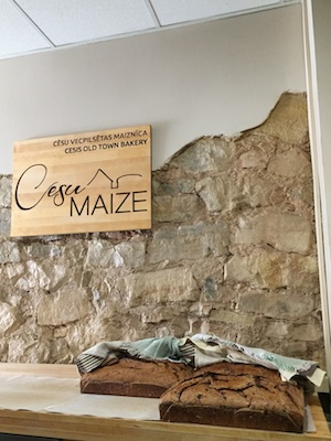 Cesu Maize Bäckerei in Cesis