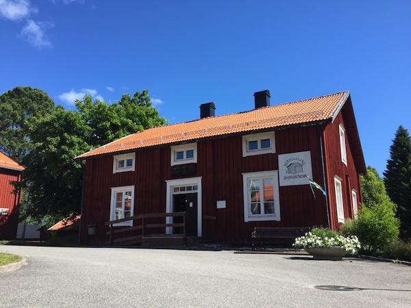 Heimatmuseum in Nordmaling in Schweden