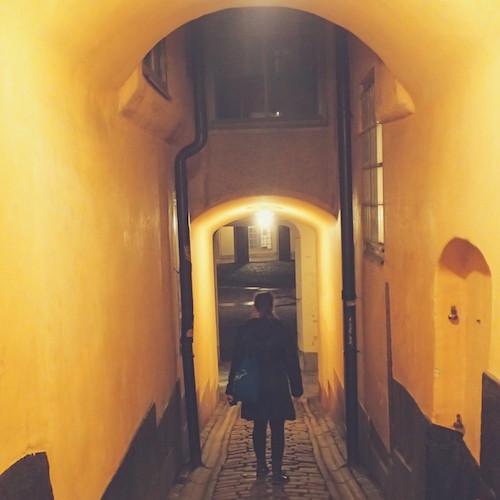 Immer wieder Stockholm