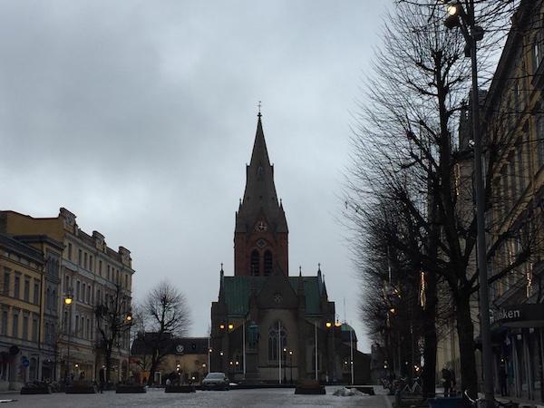 Sankt Nicolai kyrka, Kirche in Örebro