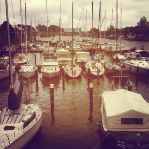 Segelboote Den Helder