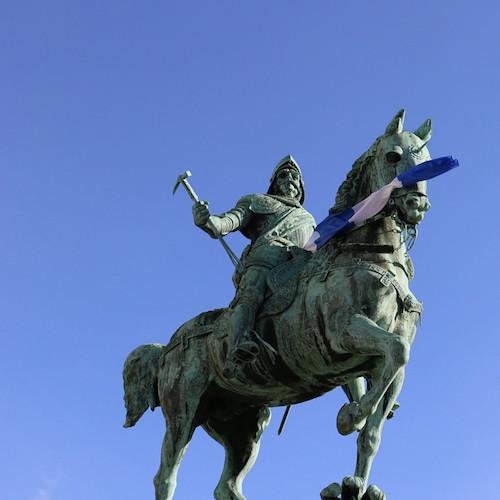 Karl IX - Göteborgs Stadtgründer.