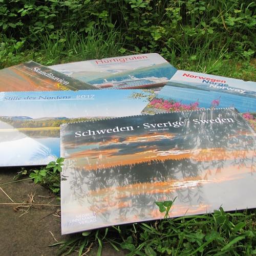 Skandinavien zu Hause - Kalender des Linnemann Verlags