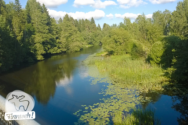 See bei Karjaa, Finnland