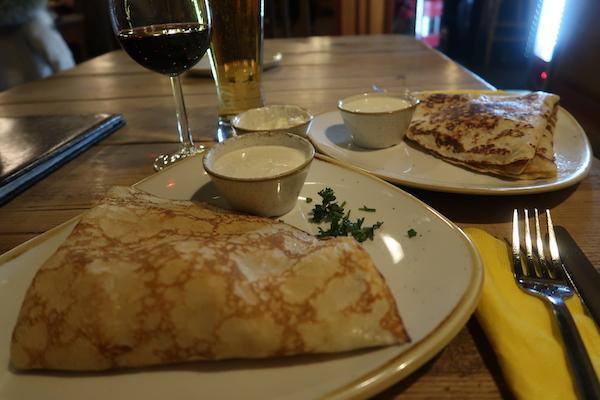 Im Pfannkuchen Pub Kompressor in Tallinn