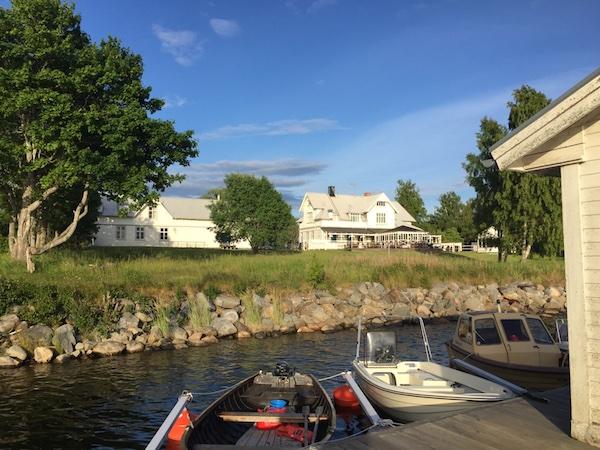 Norrbyskär: Gasthafen am Wärdshus