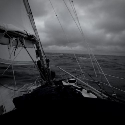 Sturm im Weißen Meer - Segeln von Archangelsk zu den Solowetzki Inseln