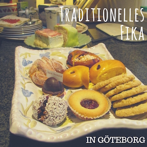 Blogpost: Traditionelles Fika in Göteborg auf schwedenundso.de