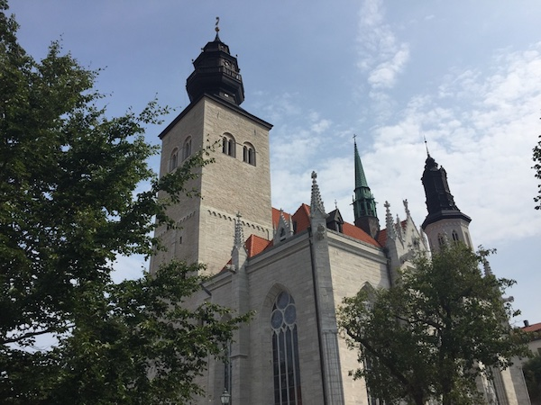 Kirche Visby