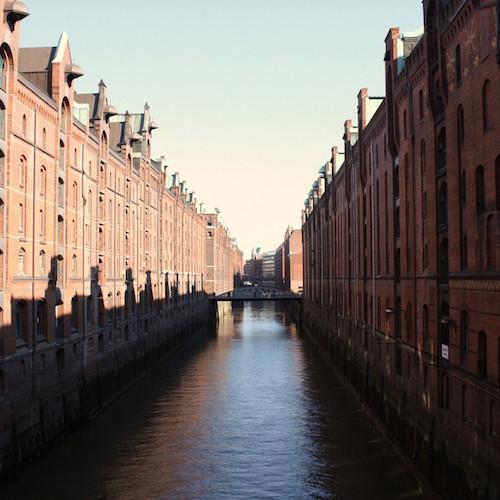 Teppiche und Tee - Speicherstadt Hamburg