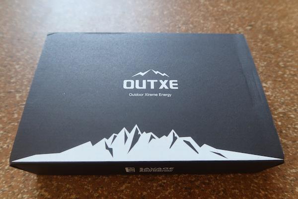Verpackung der OUTXE Savage Power Bank