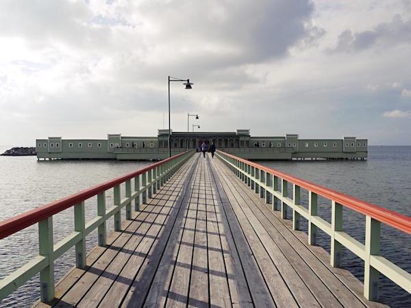 Malmös Kaltbadehaus - Foto: Meerblog
