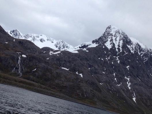 Segeln in Norwegen: Eindeutig Schräglage!