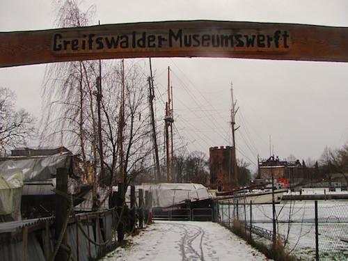 Greifswalder Museumswerft